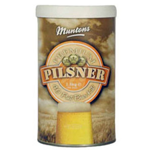 Набор Muntons Premium Pilsner 1,5 кг.
